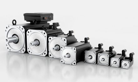 Servo motors with maximum torque density