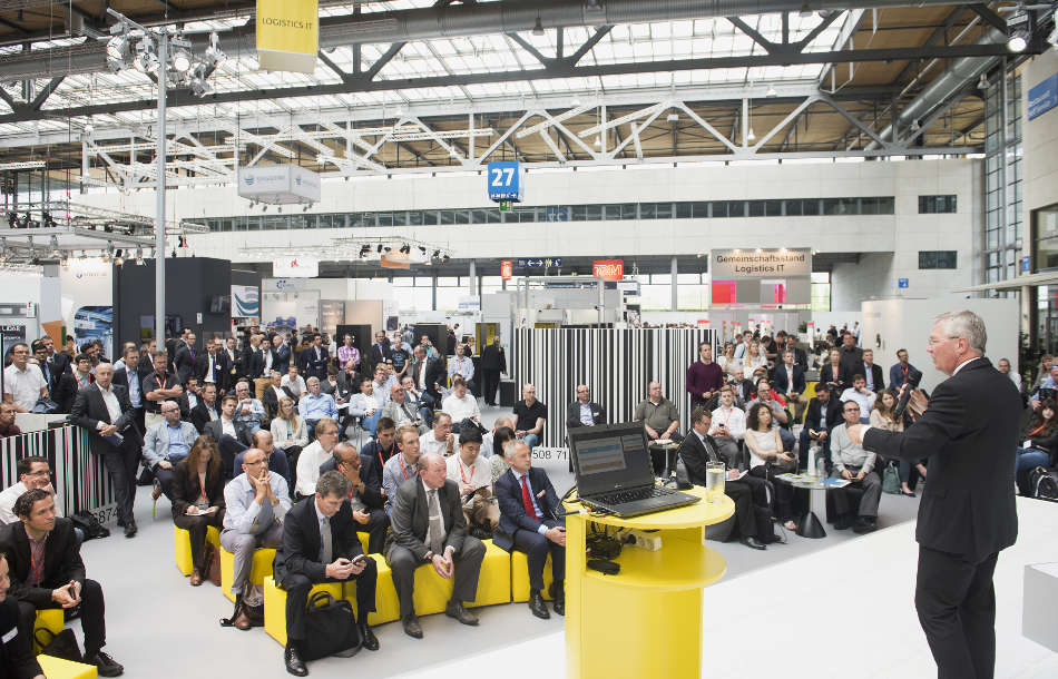 CeMAT 2018: Knowledge platform for logistics providers and supply chain managers