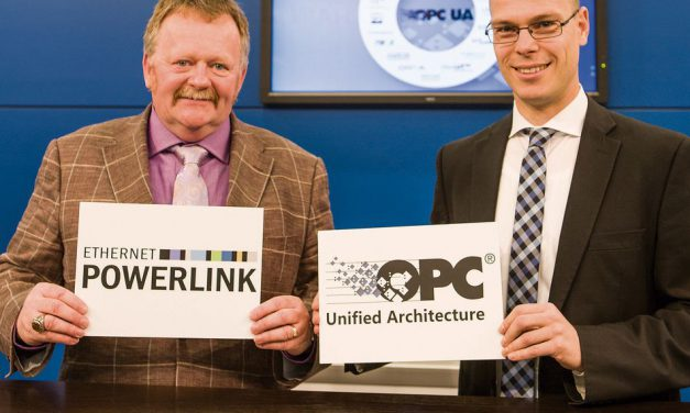 OPC Foundation publishes OPC UA specification for Powerlink