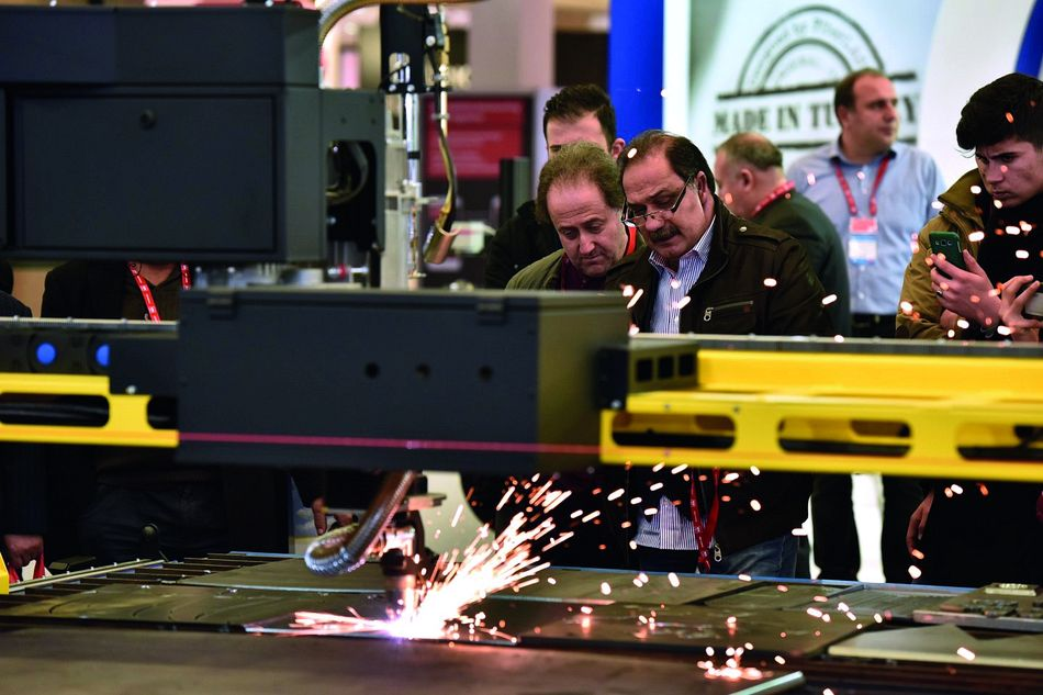 WIN Eurasia - the hotspot for Eurasia's manufacturing industry