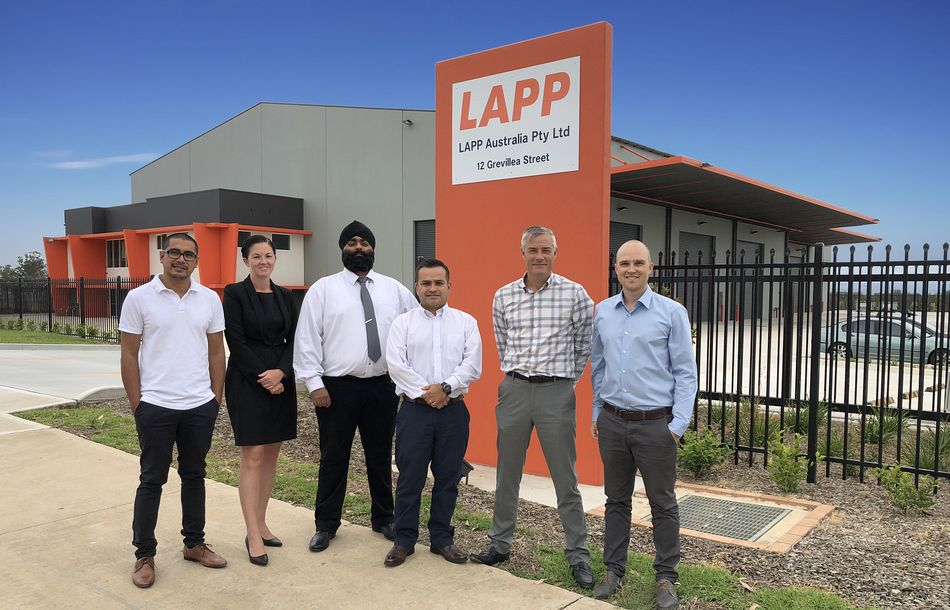 Lapp: Full range of products now in Australia