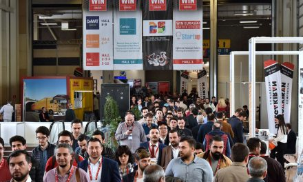 Whole World Manufacturing Industry flooded Istanbul for WIN Eurasia