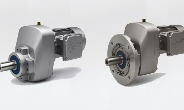 Nord Drivesystems: New single stage helical gear unit