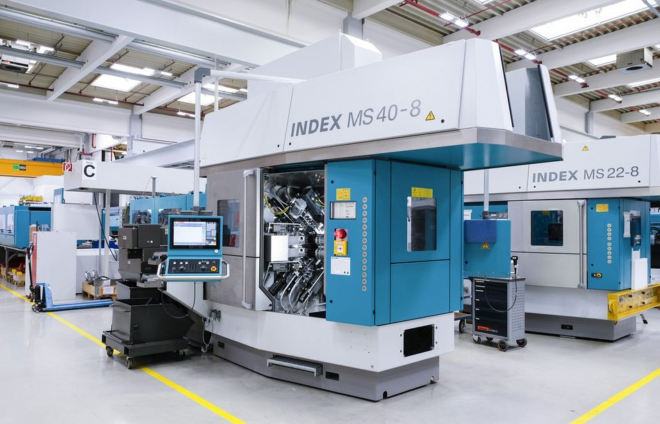 Servo technology: The all-around solution for metal machining
