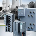 Rugged Industrial Ethernet switches for the process industry