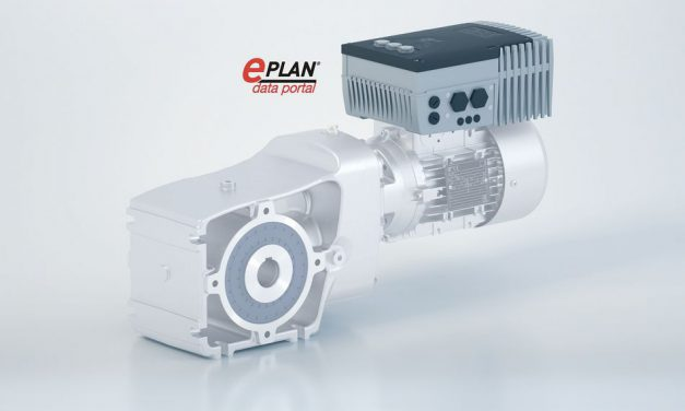 Nord Drivesystems provides product data with EPLAN