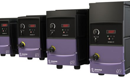 Outdoor range of variable frequency  drives