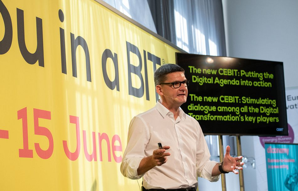 The new CEBIT is all set to go
