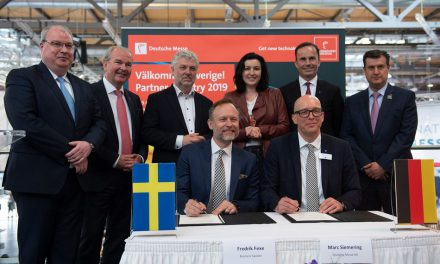Hannover Messe: Sweden is Partner Country 2019