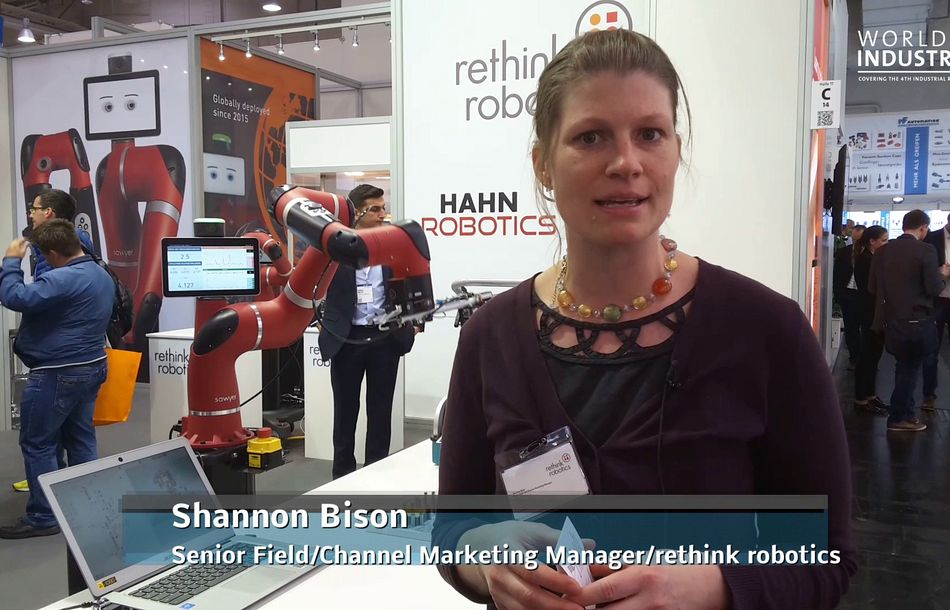 Why Rethink Robotics goes to Hannover Messe USA 2018?