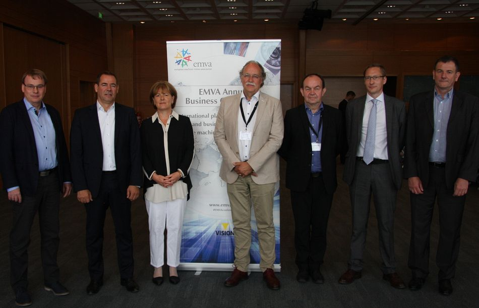 General assembly elects EMVA board of directors