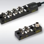Turck: Passive junctions with an M8 design