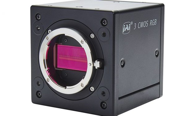 JAI introduces high-speed 4K prism color line scan camera