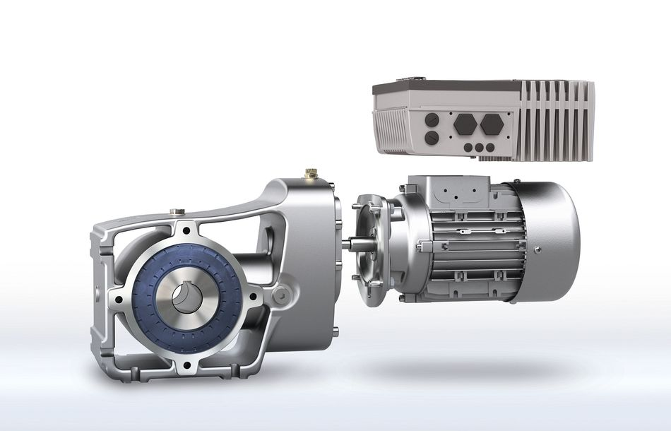 ATEX compliant drive systems: A sure thing