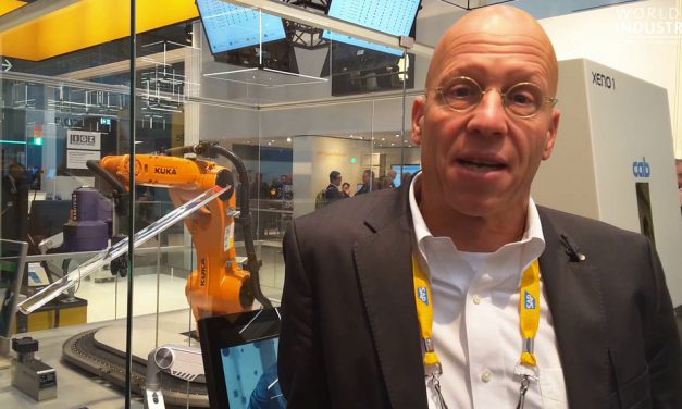 Why SAP showcase their products at Hannover Messe USA?