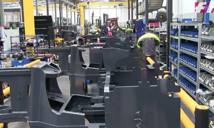 New Combilift Headquarter, Opening Ceremony and Factory Tour