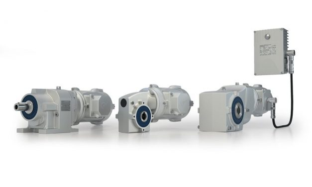 Gear motors – an alternative to stainless steel