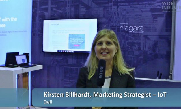 Newsflash Hannover Messe USA 2018: The Highlights of Dell [Video]