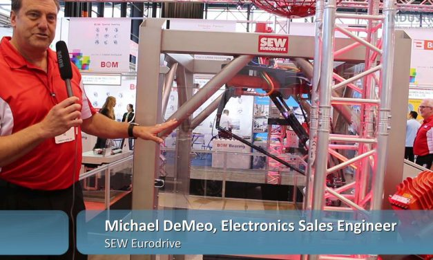 Newsflash Hannover Messe USA 2018: The Highlights of SEW Eurodrive [Video]