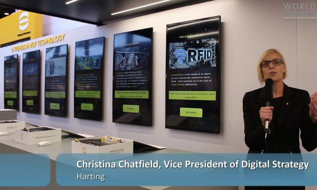 Newsflash Hannover Messe USA 2018: The Highlights of Harting [Video]