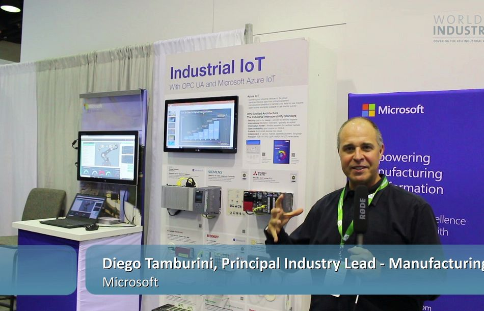 Newsflash Hannover Messe USA 2018: The Highlights of Microsoft [Video]