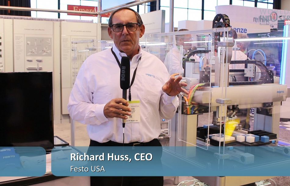 Newsflash Hannover Messe USA 2018: The Highlights of Festo [Video]