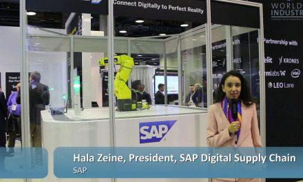 Newsflash Hannover Messe USA 2018: The Highlights of SAP [Video]
