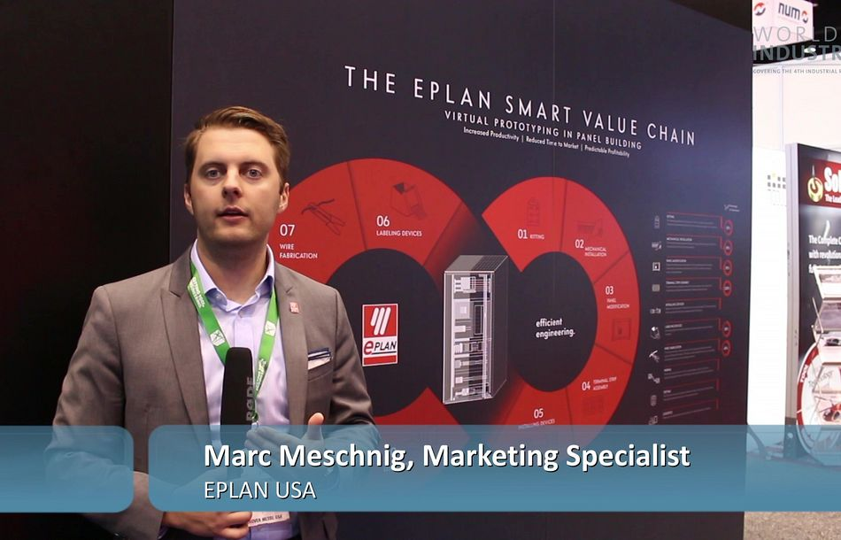 Newsflash Hannover Messe USA 2018: The Highlights of ePlan [Video]