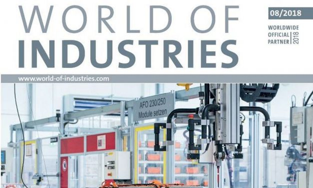 WORLD OF INDUSTRIES 8/2018 IS NOW AVAILABLE