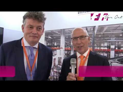 Cemat 2018 Statements: Vanderlande Industries