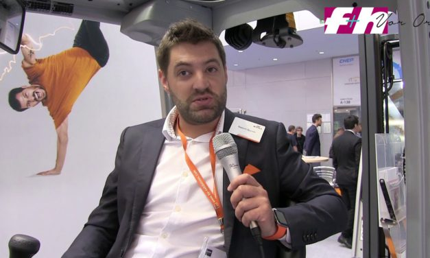 Cemat 2018: Statement Kirill Brunin, Brand & Product Manager, OOO Still Forklifttrucks, Moscow, Russia