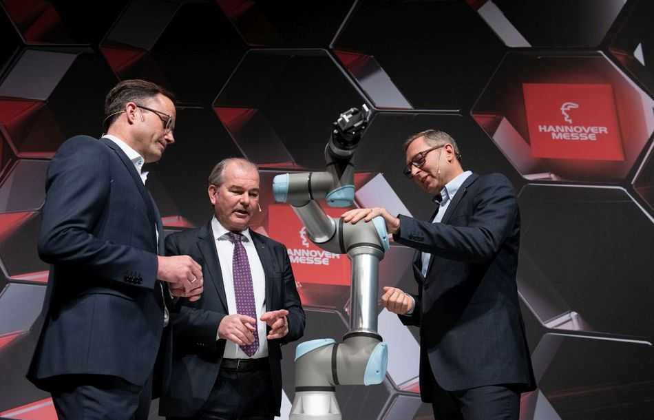 Hannover Messe – from components to systems solutions