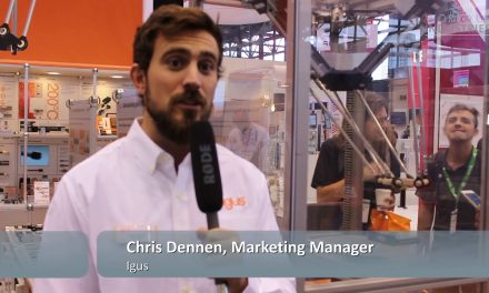 Video Interview: Igus about 'Home of Industrial Pioneers'