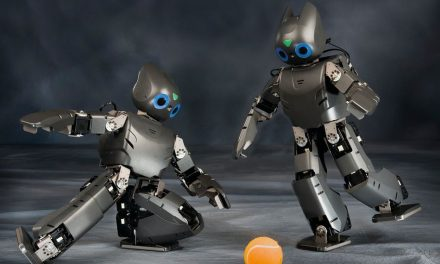 Robot world champions with powerful light-weight DC motors