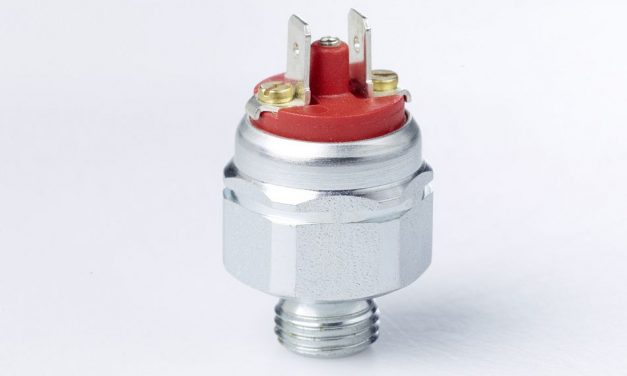 Layher: Pressure Switch Type 402