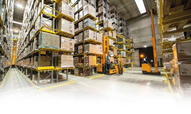ICR relies on Jungheinrich intralogistics