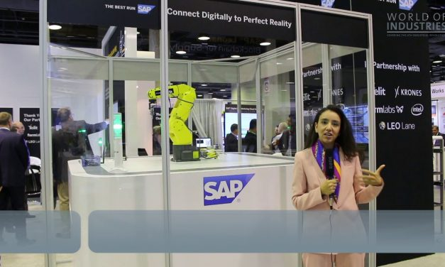 Video Interview: SAP about 'Home of Industrial Pioneers'