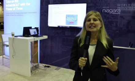 Video Interview: Dell about 'Home of Industrial Pioneers'