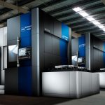 Powerful and solid: safety over IO-Link in a machining center