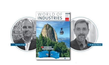 10 years World of Industries How an idea came to life …