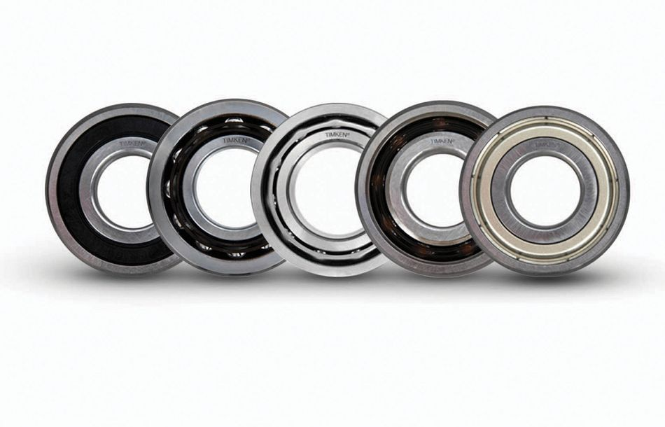 Program extended by 250 different angular contact ball bearings