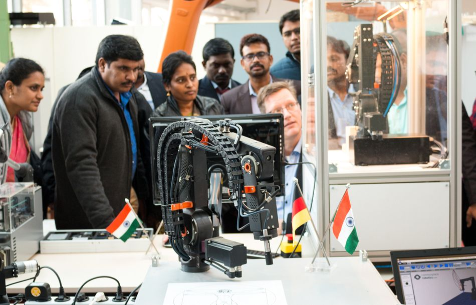 A long journey of 80 robots from igus