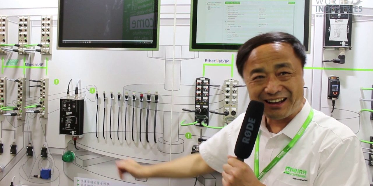 Newsflash IAMD Beijing 2019: The Highlights of Murr Elektronik [Video]