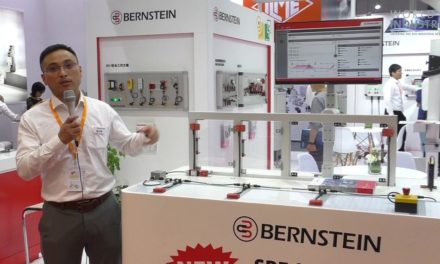 IAS Shanghai 2019 – Newsflash: Bernstein [Video]