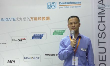 IAS Shanghai 2019 – Newsflash: Deutschmann Automation [Video]