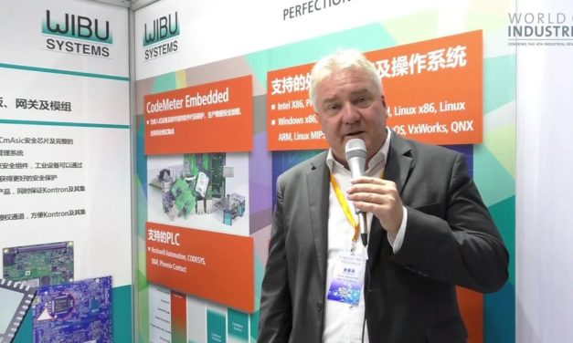 IAS Shanghai 2019 – Newsflash: Wibu-Systems [Video]