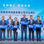 Sick Inaugurates New Production Site in China