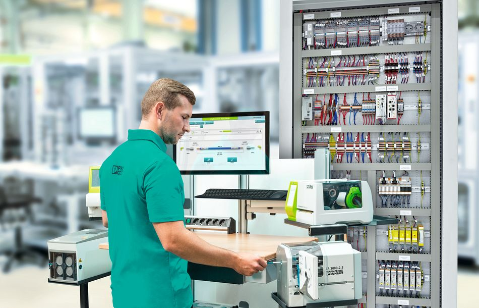 Efficiency in Switch Cabinet Production