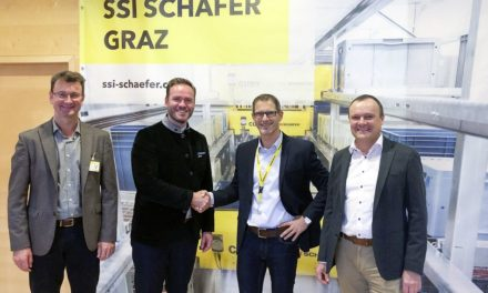 SSI Schaefer and BD Rowa Continue Cooperation