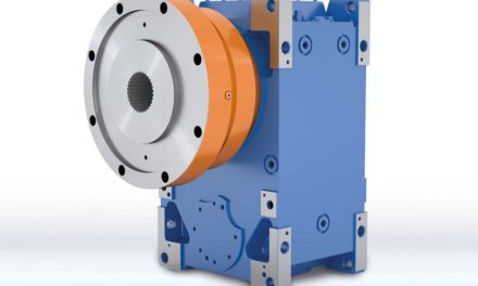 Extruder-Type Drives for Plastics Industry